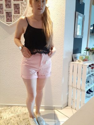 Rosa Hotpants Bershka Gr. 38 Neu
