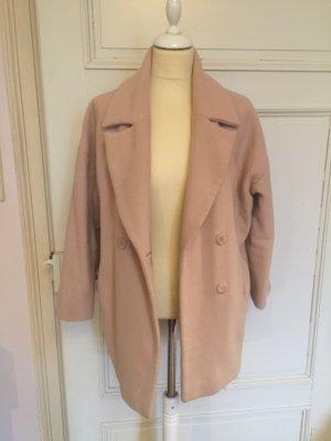 Rosa Jacke Blazer Mantel von Reserved