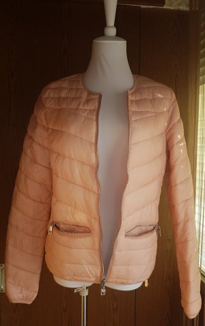 Amisu Short Jacket light pink polyamide