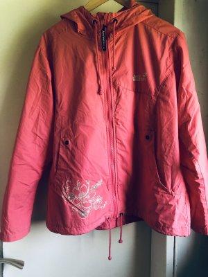 Jack Wolfskin Outdoor Jacket magenta-neon red