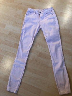 55 DSL Jeans skinny rosa pallido