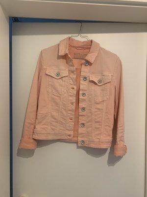 Rosa Jeansjacke von CLOSED