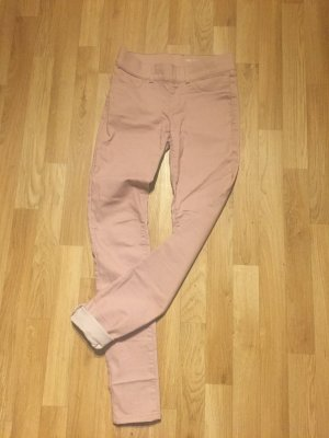 Jeggings rosa antico