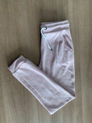Athmosphere Spodnie sportowe jasny różowy-różany