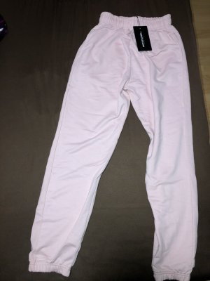 PrettyLittleThing Baggy Pants pink-light pink