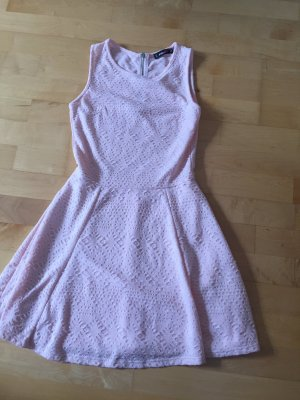 FB Sister Stretch jurk lichtroze