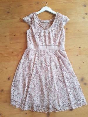 Rosa Kleid ungetragen/ Gr.  36/38