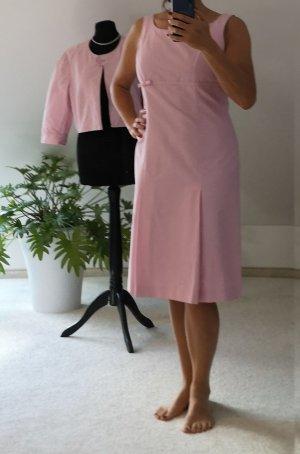 Betty Barclay Robe empire rosé-rose clair coton