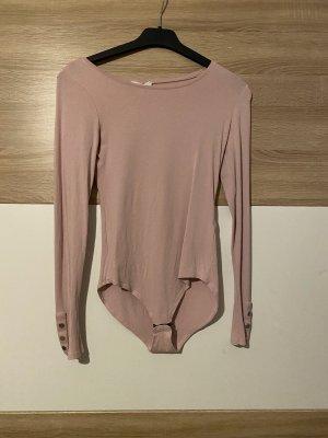 Amisu Shirt Body rose-gold-coloured