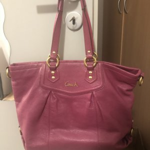 Coach Shopper roze-paars