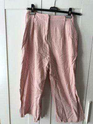 Asos Pantalone culotte rosa antico