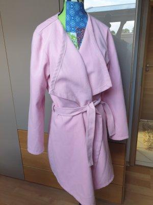 Manteau mi-saison multicolore viscose