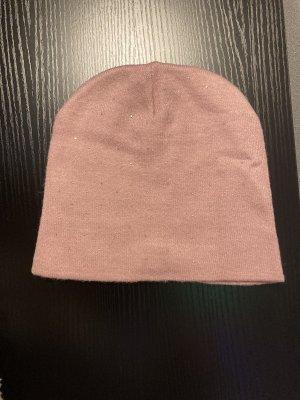 Gina Benotti Cappello in tessuto color oro rosa