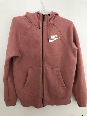 Rosa Nike Jacke