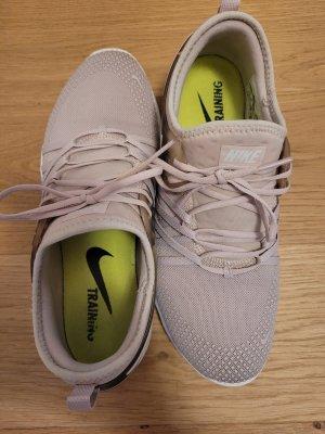 Rosa Nike Sneaker