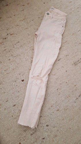 Tally Weijl Pantalón de tubo multicolor