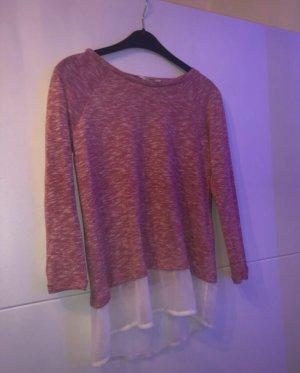 basics clockhouse Lange jumper roze