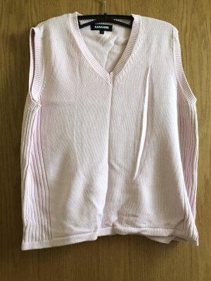 Cassani Short Sleeve Sweater pink