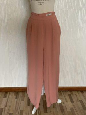 Pantalone palazzo rosa-rosa