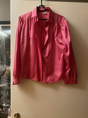 Rosa pink Bluse Hemd shirt M 38