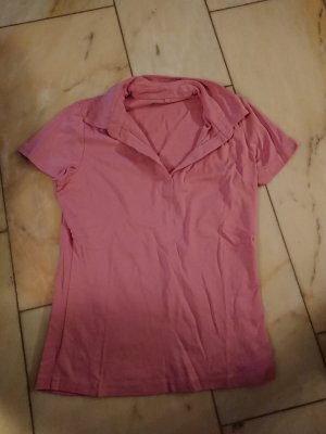 Rosa Poloshirt