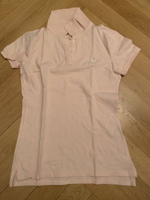 Rosa Poloshirt von Abercrombie&Fitch