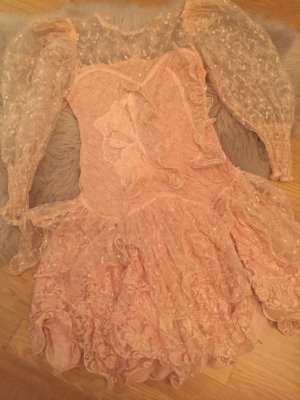 Lace Dress light pink