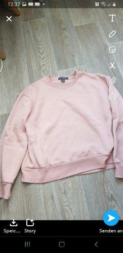 Primark Maglione twin set rosa pallido