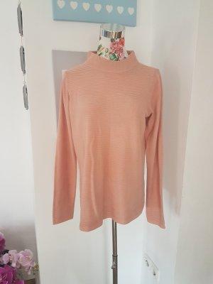 Vero Moda Pull en laine vieux rose-rosé