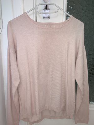 Long Sweater pink-dusky pink