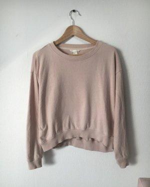 H&M Maglione oversize rosa