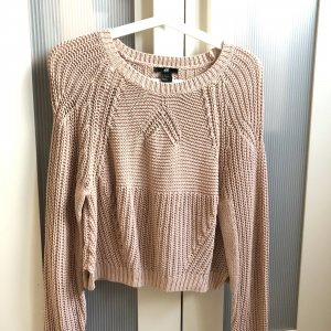 Rosa Pullover H&M xs