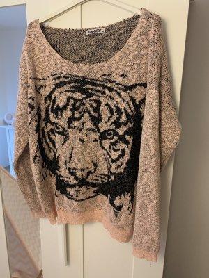 GeNeSY Oversized Sweater multicolored