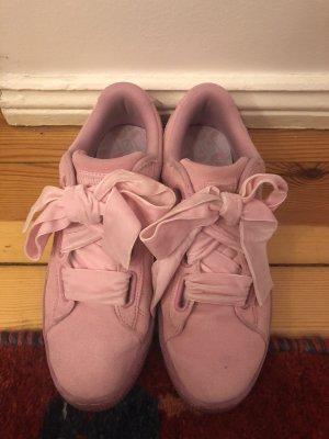Puma Instapsneakers roze