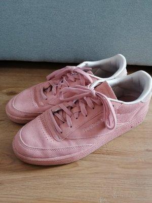 Rosa Reebok Schuhe Größe 39