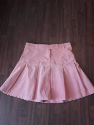 Style Clothing Co Plaid Skirt pink cotton