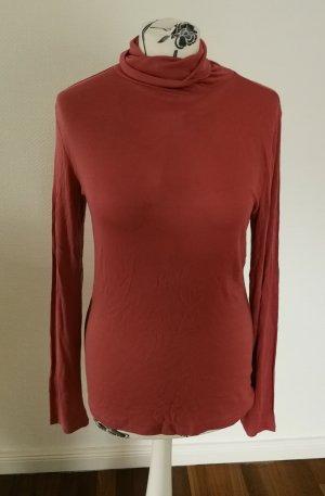 Rosa Rollkragen Shirt s.Oliver 40