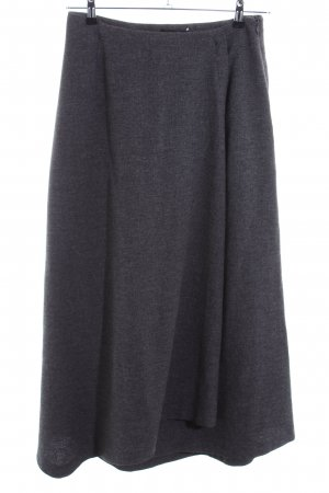 Rosa Ronstedt Maxi Skirt light grey flecked casual look