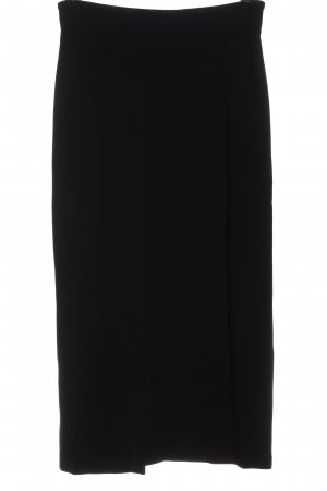 Rosa Ronstedt Maxi Skirt black business style