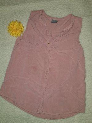 rosa rosé Vero Moda Bluse Tanktop Shirt L