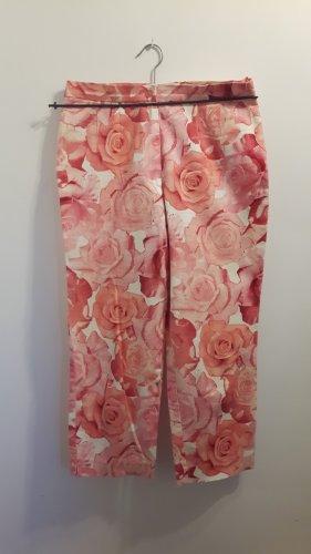 Rosa Rosen Frühlings Hose