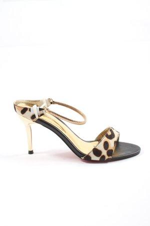 Rosa Rot High Heel Sandaletten