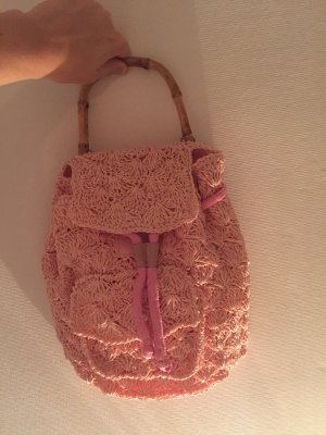 Kindergarden Backpack pink