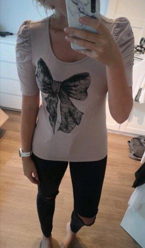 Rosa Rüschen Shirt