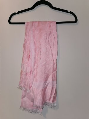 Fringed Scarf pink