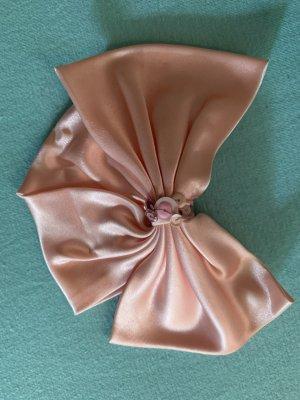 Barrette rose clair-rose