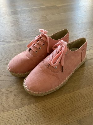 Rosa Schuhe Asos Größe 37