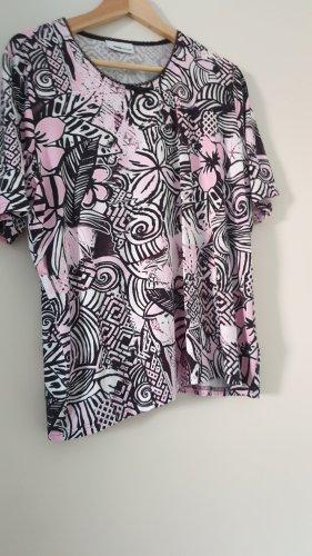 Frank Walder T-shirt multicolore Viscosa