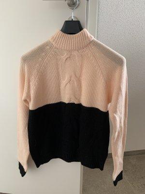 Zalando Warkoczowy sweter Wielokolorowy