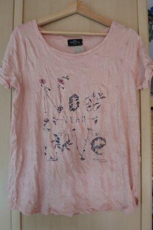 rosa Shirt in Crinkle-Look